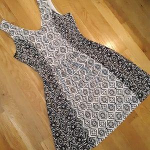 BLACK & WHITE DRESS 🖤